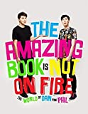 AMAZING BOOK IS NOT ON FIRE, THE