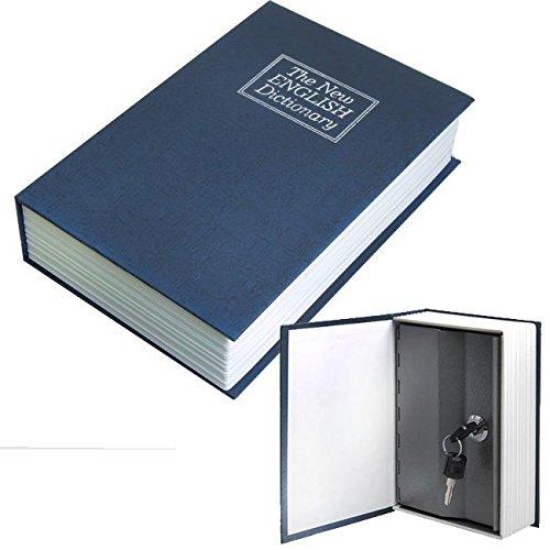 DP DESIGN® Buch-Sicherheit Safe-Werte Fake Wörterbuch Schmuck Small