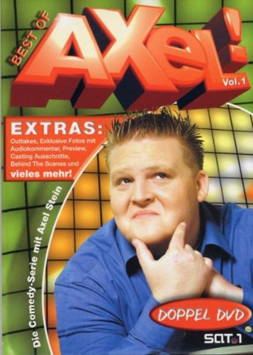 Stein - Axel!: Best Of (Doppel-DVD)
