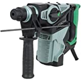 Hitachi DH28PC/J2 Hammer Drill (SDS-Plus, Three Mode, 720 W, 110 V, Carrying Case)