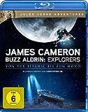 James Cameron - Buzz Aldrin: Explorers - Von der Titanic bis zum Mond [Blu-ray] -