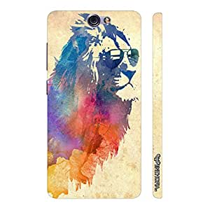 HTC One A9 Lion'S Mane designer mobile hard shell case by Enthopia