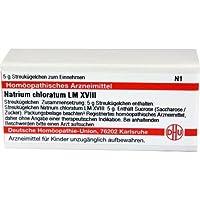 LM NATRIUM CHLORATUM XVIII Globuli 5 g preisvergleich bei billige-tabletten.eu