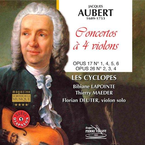 aubert-concertos-a-quatre-violons-op-17-op-26