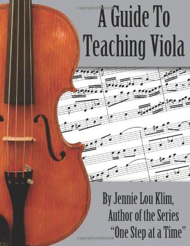 A Guide To Teaching Viola