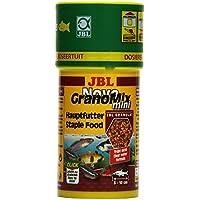 JBL NovoGranoMix 30100 Alleinfutter für kleine Aquarienfische, Granulat 100 ml