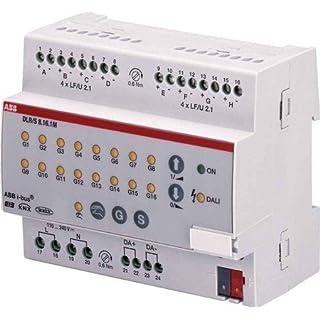 ABB Stotz EIB, Reg, Dali DLR 8.16.1m Analog Switch Actuator 8°F 161844982