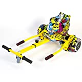 PACK HOVERBOARD + HOVERKART HOVERGLISS - EDITION LIMITÉE ( GRAFFITI) ESU010