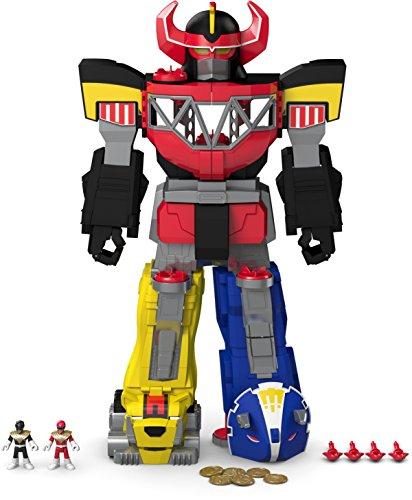 Image of Imaginext Power Rangers Morphing Megazord