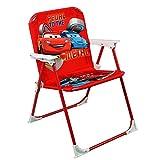 Maison Jardin Queen Best Deals - Disney - Chaise pliable pour enfant Cars Flash Mc Queen - Jardin Camping Maison