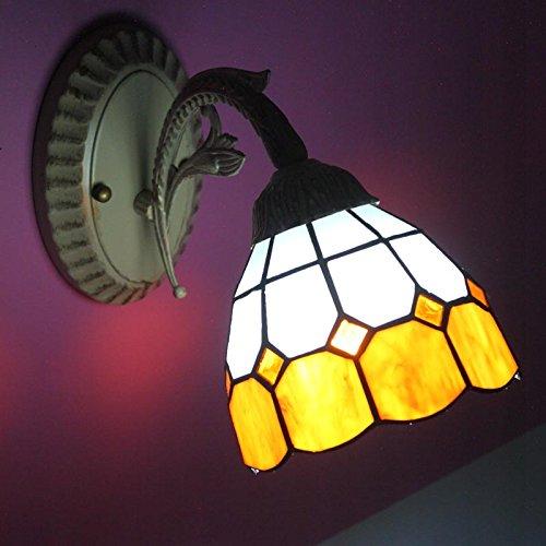 Uncle Sam LI - Bleu vent chaud de la Méditerranée paroi sauvage lampe de chevet miroir feu avant chambre de lampes lampe de mur du salon feux d'allée balcon
