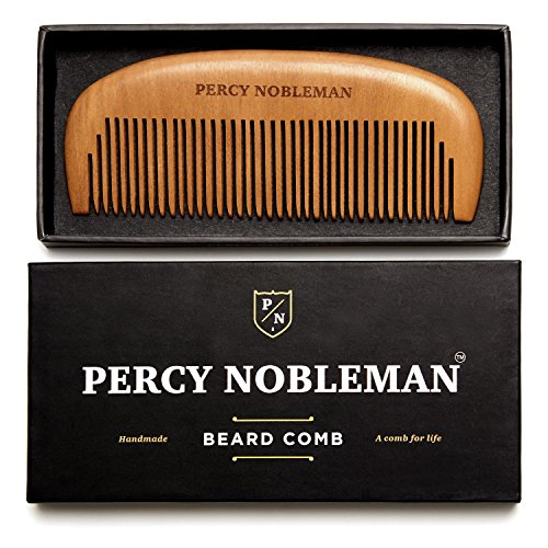 Peigne pour barbe par Percy Nobleman