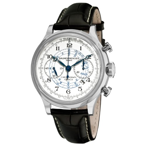 baume-mercier-10006-reloj-de-pulsera-hombre-piel-color-negro