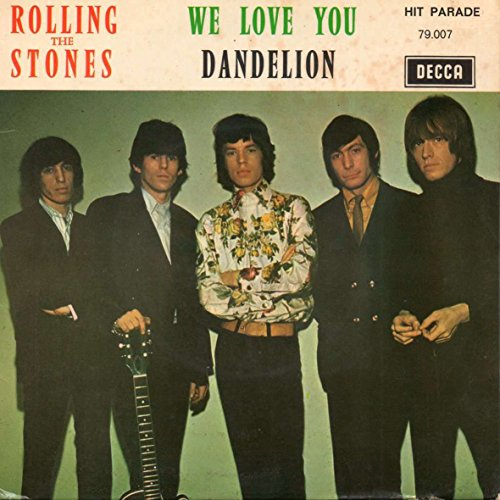 We Love You / Dandelion - Édition limitée (45T )
