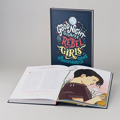 Good Night Stories for Rebel Girls: 100 außergewöhnliche Frauen: Alle Infos bei Amazon