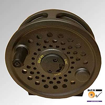 BFR Dragonfly 375 Fly Fishing Reel & 2 Spare Spools from British Fly Reel
