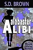 Alabaster Alibi (A Rock Shop Mystery Book 1) (English Edition)
