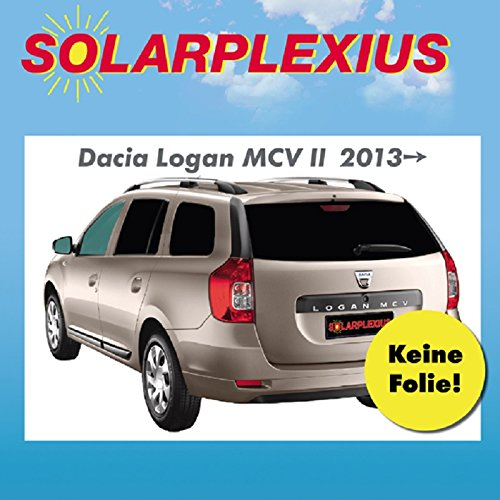 Autosonnenschutz DACIA LOGAN MCV-II Solarplexius Bj. ab 2013 29418-7
