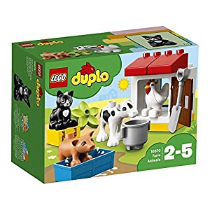 LEGO 10870 Duplo Town Farm Animals