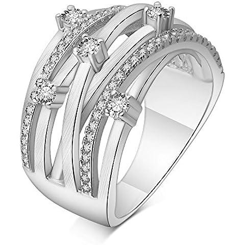 Adan Banfi donne anelli fidanzamento anello Statement