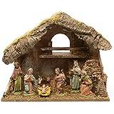 Eminza - Navidad de belén completa st. francis