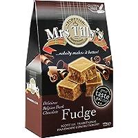Caramels fondant fudge au chocolat noir belge