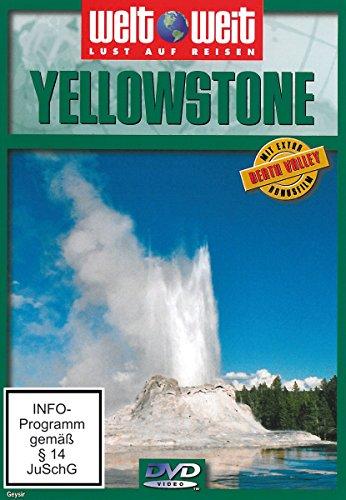 Yellowstone Nationalpark - welt weit (Bonus: Death Valley)
