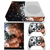 Tofree Sticker de Protection en PVC pour Console Cosmos Star Haute définition pour Xbox One 0006