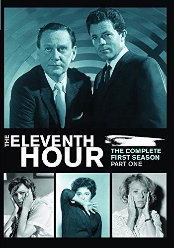 Preisvergleich Produktbild Eleventh Hour:S1 Btb S1 [DVD-AUDIO]