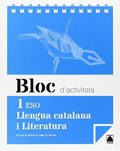 Bloc d'activitats llengua catalana i literatura 1 eso