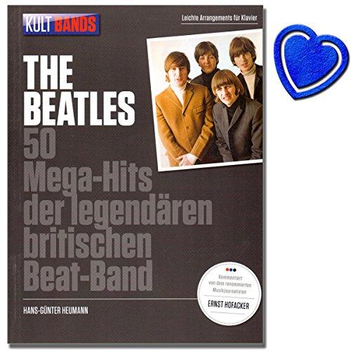 kult-bands-the-beatles-50-mega-hits-der-legendaren-britischen-beat-band-songbook-leichte-arrangement