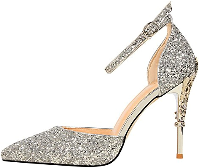 GUESS FLMIC2FAB05 Sandalias Mujer - En línea Obtenga la mejor oferta barata de descuento más grande