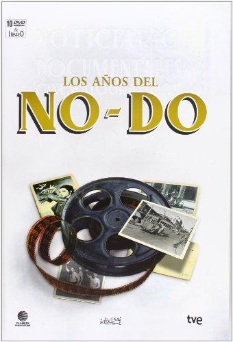 Los años del NO-DO (10 DVD + Libro) *** Europe Zone ***