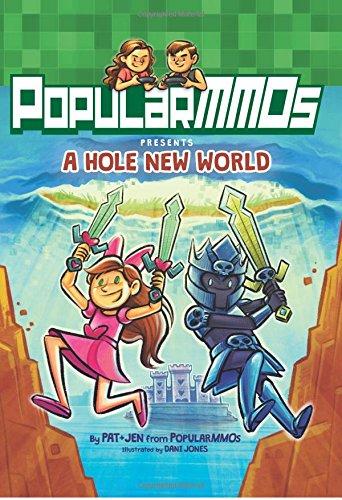 YOUTUBE GAMER GRAPHIC NOVEL (Popularmmos) por TBD