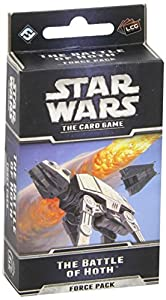 Star Wars The Battle of Hoth Force Pack - Juego de cartas Star Wars, para 2 jugadores (Fantasy Flight Games FFGSWC06) (importado)