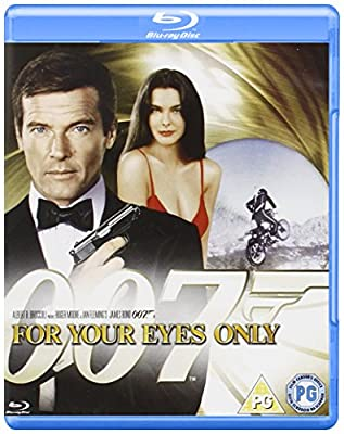 For Your Eyes Only [Blu-ray] [UK Import]