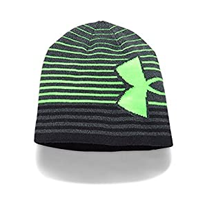 Under Armour Boy's Billboard Beanie 2.0 – Steel
