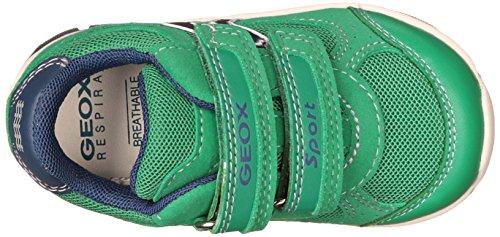 Geox - Sneakers Da Bambini Modello B5232B 0Au14 C3262 Verde Verde