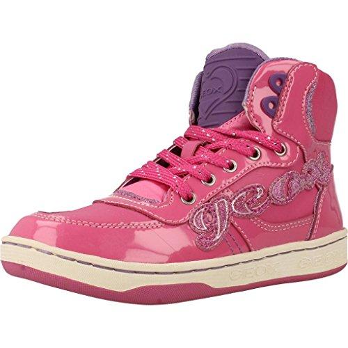 Geox J Maltin Girl B, Sneaker, Ragazza Rosa