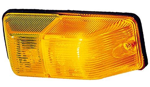 Preisvergleich Produktbild HELLA 2BM 006 692-021 Zusatzblinkleuchte,  Blinklicht,  seitlicher Anbau rechts,  12 / 24 V