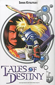 Tales of Destiny Edition simple Tome 5