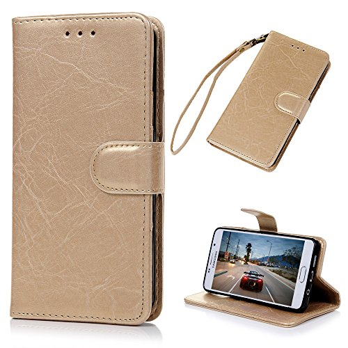 kasos-samsung-galaxy-a3-2016-leather-case-flip-wallet-casenylon-rope-wealthy-rich-gold-leather-cover