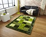 Brand New Hand loom Modern Stone 5D shaggy rugs and carpets for living room, hall
