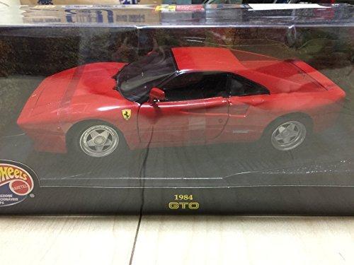 Hot Wheels 1/18 Scale - 25731 1984 Ferrari 288 GTO Rosso Red