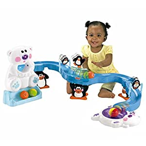 Fisher Price - Rampe Polaire 2 en 1