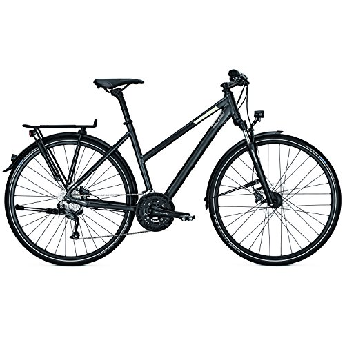 Raleigh Damen Rushhour 3.0 Disc Fahrrad, Darkgrey Matt, 50