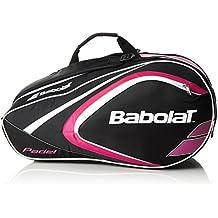 Babolat Club Padel-Bolsa para raqueta, color Rosa, tamaño 70 x 50 x 10 cm, 0.4 Liter