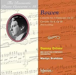 Bowen: Piano Concerto 3, 4. The Romantic Concerto - 46