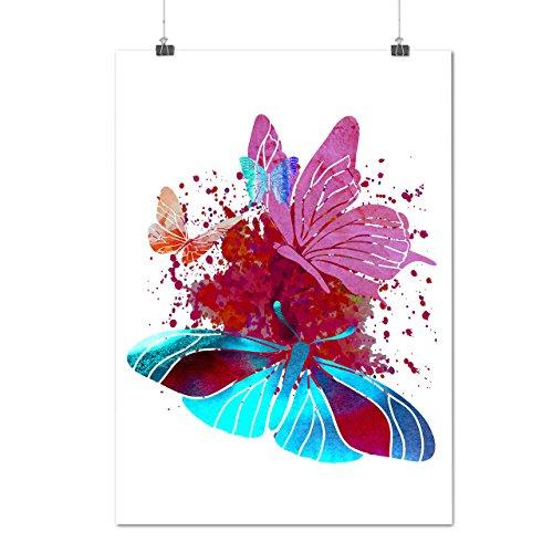 tape-a-loeil-papillon-art-insecte-matte-glace-affiche-a2-60cm-x-42cm-wellcoda