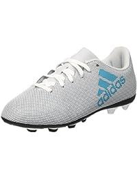 uk availability 013bf aa9bc adidas X 17.4 FxG, Chaussures de Football Compétition Mixte Enfant